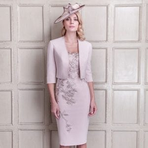 John Charles 2 Piece Dress & Jacket - Tina Townsend Mother of the Bride