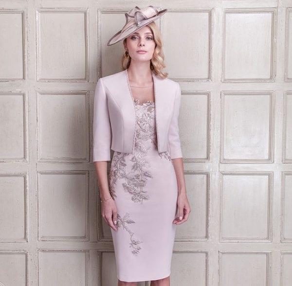 John Charles 2 Piece Dress & Jacket - Tina Townsend Mother of the Bride