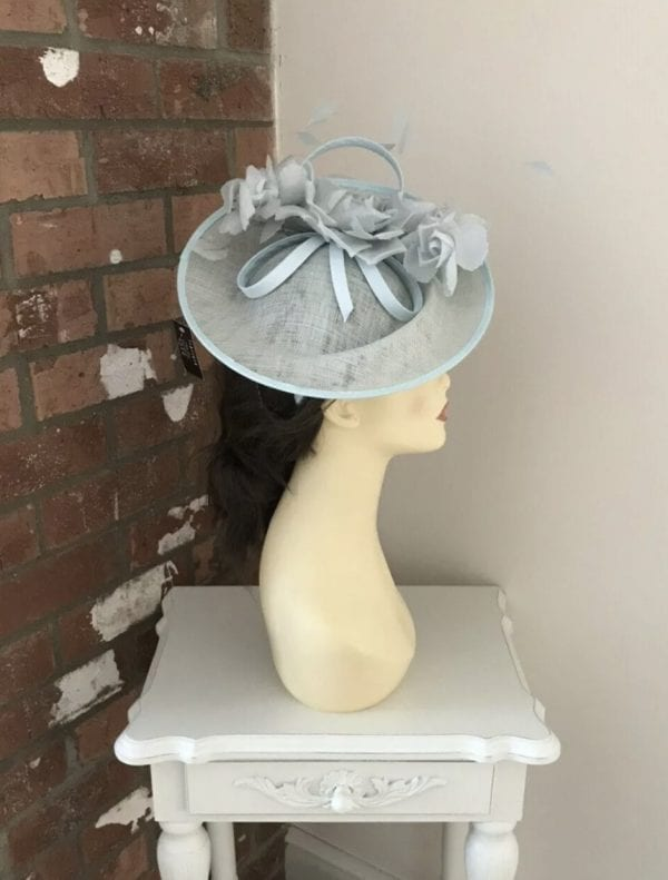 Ispirato Fascinator Tina Townsend Mother of The Bride